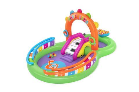Надувной бассейн 295*190*137см Sing 'n Splash Bestway 53117