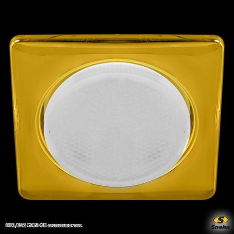 0011/FA2 GX53 GD светильник точ.