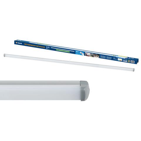 ULO-Q141 AL120-36W/NW SILVER Светильник светодиодный накладной ТМ Volpe. Белый свет. Цвет серебристый.