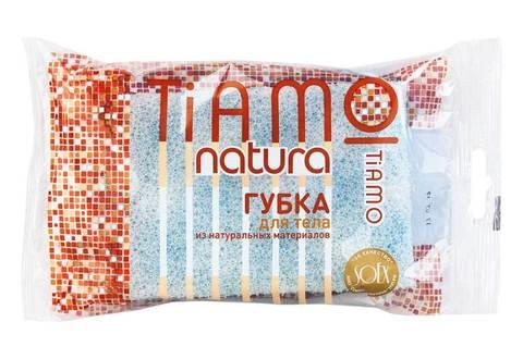 Губка для тела TIAMO Natura