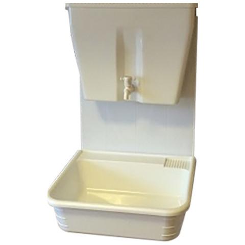 Навесной комплект ЭлБЭТ (пластик) без подогрева воды, с УМ -17