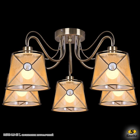 86508-0.3-05 AB светильник потолочный