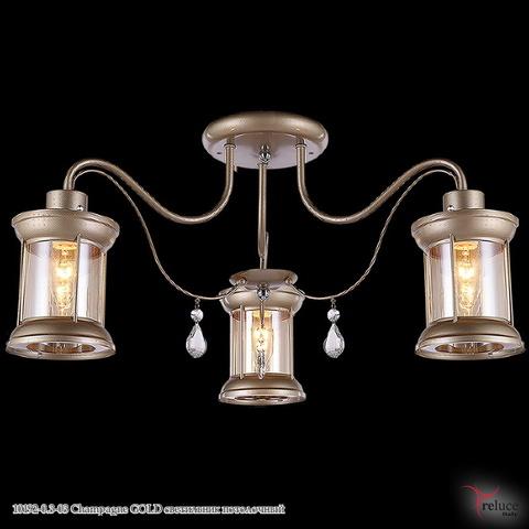 10192-0.3-03 Champagne GOLD светильник потолочный