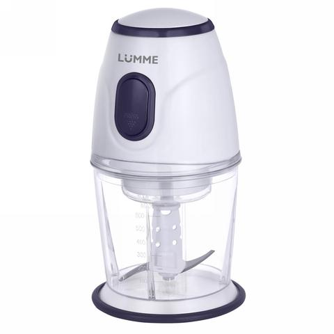 Измельчитель LUMME LU-1843 черный нефрит