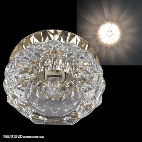 07283-9.0-001H G9 GD светильник точ.
