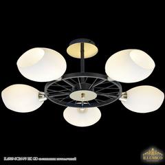 IL6939-5CIN-79 BK GD светильник потолочный
