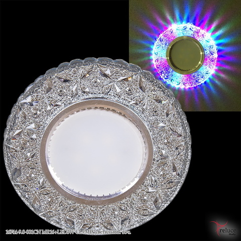 16744-9.0-001CN MR16+LED3W CL+MIX светильник точ.