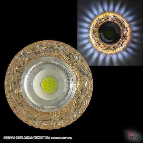 42040-9.0-001PL MR16+LED3W TEA светильник точ.