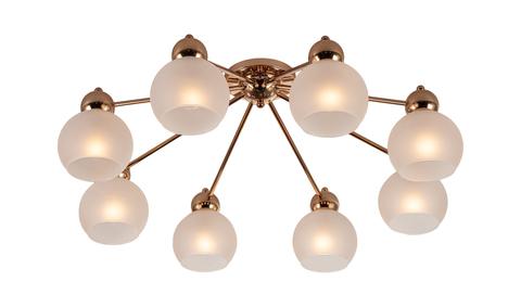 Потолочный светильник Escada 1114/8P Е14*60W Gold
