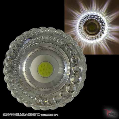 42238-9.0-001PL MR16+LED3W CL светильник точ.