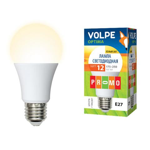LED-A60-12W/WW/E27/FR/O Лампа светодиодная. Форма