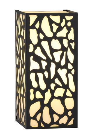 Уличный светильник Escada 548/1А E27*60W Dark grey