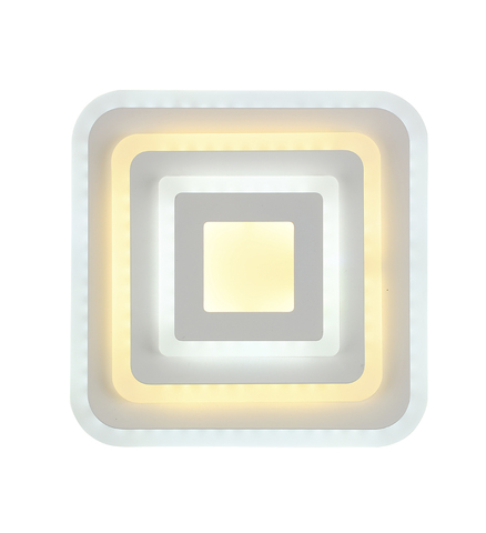 Настенный светильник Escada 10207/1 LED*19W White