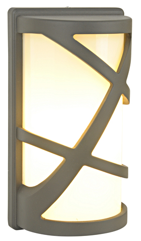 Уличный светильник Escada 551/1A E27*20W Dark grey