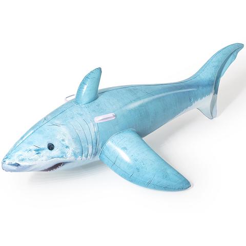 Надувная акула для катания верхом 183*102 см Bestway 41405
