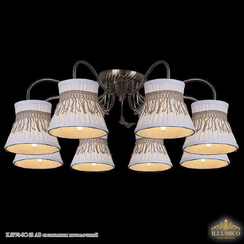 IL5774-8C-18 AB светильник потолочный