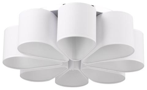Потолочный светильник Escada Nerina 395/8PL E14*60W D600 Chrome