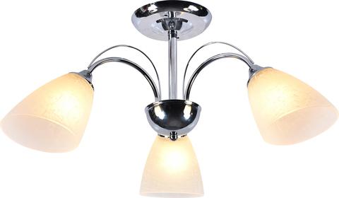Потолочный светильник Escada 1126/3P E27*60W Chrome