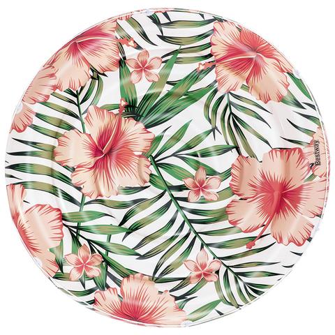 Надувной матрас 158см Peaceful Palms Bestway 43410