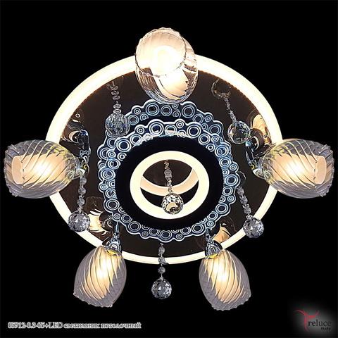 05912-0.3-05+LED светильник потолочный
