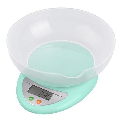 Весы кухонные MARTA MT-1641 светлая яшма