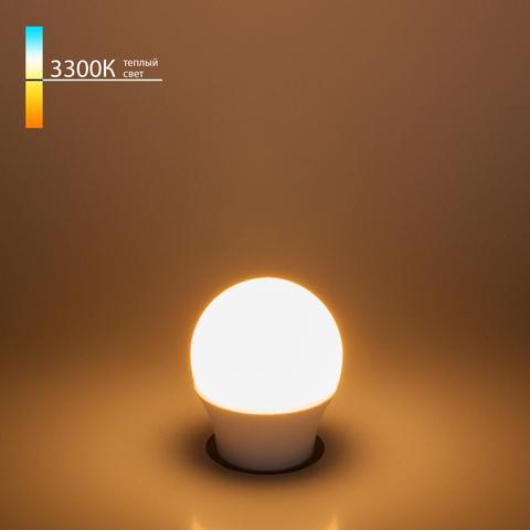 Светодиодная лампа Mini Classic LED 7W 3300K E27 матовое стекло