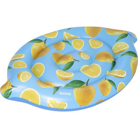 Надувной матрас 176*122см  Scentsational Lemon Bestway 43392