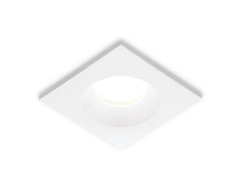 Встраиваемый светодиодный светильник S450 W белый 3W