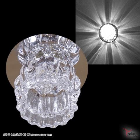07911-9.0-001H G9 CR светильник точ.
