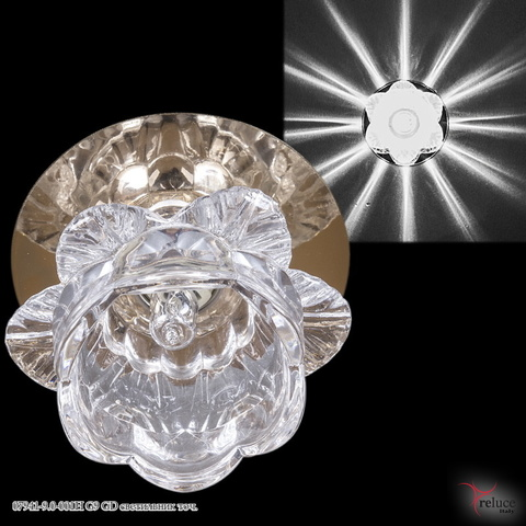 07941-9.0-001H G9 GD светильник точ.
