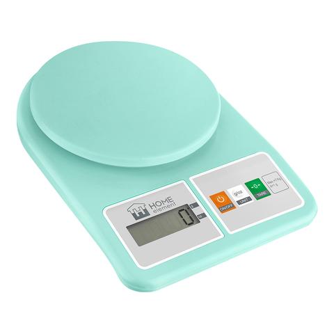 Весы кухонные сенсор HOME ELEMENT HE-SC930 (new20) светлая яшма