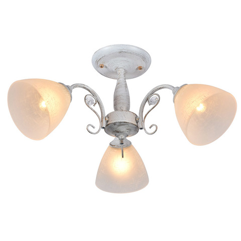 Потолочный светильник Escada 1122/3P E27*60W White/Gold
