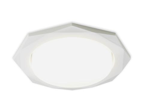 Встраиваемый точечный светильник G180 W белый GX53