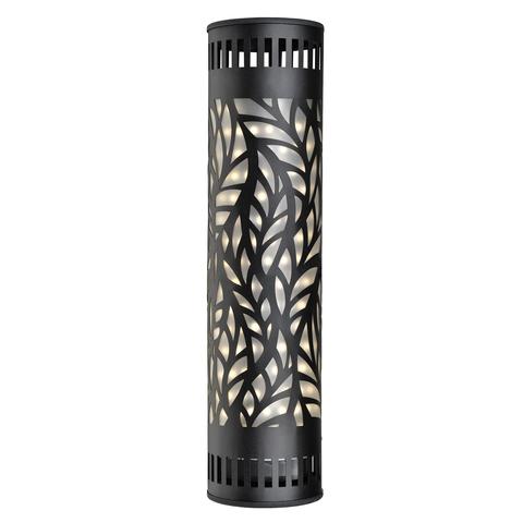 ULO-K07 V/4000K/UVCB D02 BLACK Светильник светодиодный декоративный с УФ очисткой воздуха. Настольный/напольный. Корпус черный. ТМ Uniel