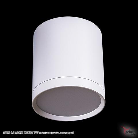 81050-9.5-001RT LED5W WT светильник точ. накладной