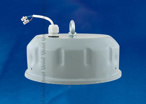ULZ-V40Y GREY Основа для светильника Venturo Bat. Цвет серый. Материал корпуса штампованная сталь. Цоколь E40.