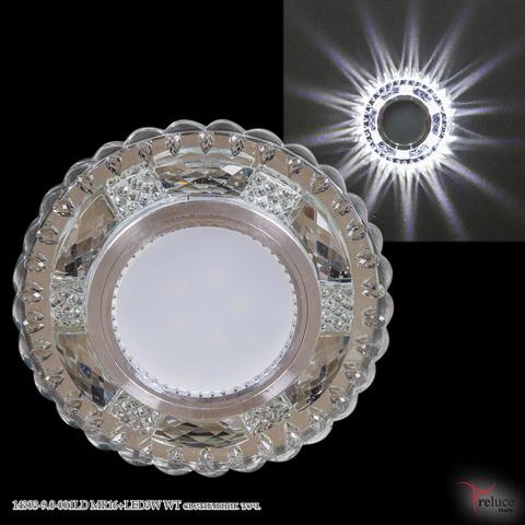 14303-9.0-001LD MR16+LED3W WT светильник точ.