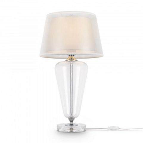 Настольная лампа Verre Z005TL-01CH. ТМ Maytoni