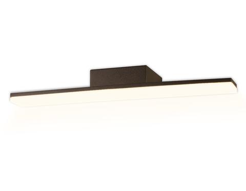 Настенный светодиодный светильник с выключателем FW422 SCF кофе песок LED 4200K 15W 500*50*100