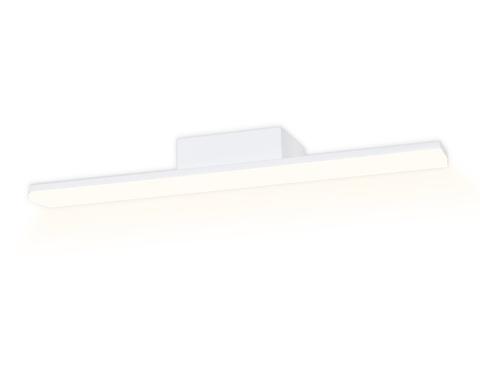 Настенный светодиодный светильник с выключателем FW421 SWH белый песок LED 4200K 15W 500*50*100