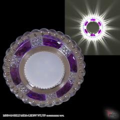 14303-9.0-001LD MR16+LED3W WT/PP светильник точ.