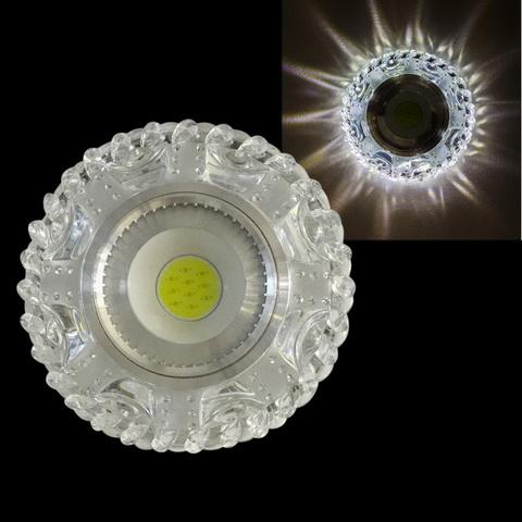 42064-9.0-001PL MR16+LED3W CL светильник точ.