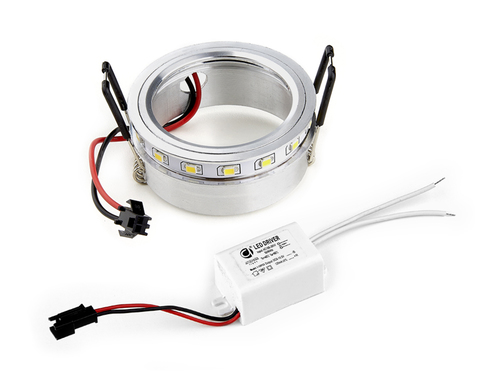 102 LED SET STEP+DRIVER (AL 4200K с бортом)