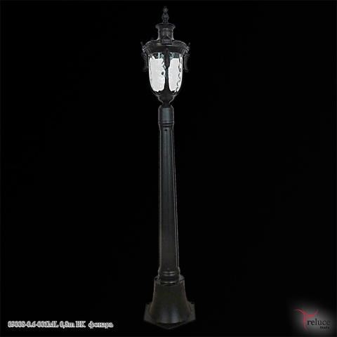 09008-0.6-001ML 0,8m BK фонарь