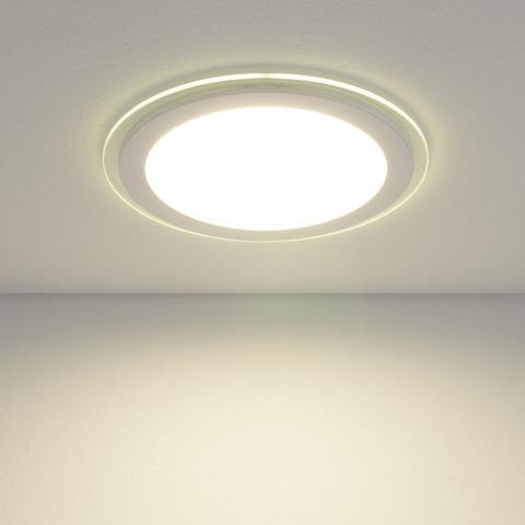 Встраиваемый светодиодный светильник DLKR200 18W 4200K белый