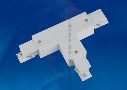 UBX-A33 SILVER 1 POLYBAG Соединитель для шинопроводов Т-образный. Правый. Внутренний. Трехфазный. Цвет — серебряный. Упаковка — полиэтиленовый пакет.