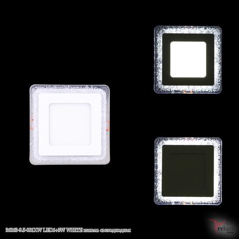 36063-9.5-001XW LED6+3W WHITE панель светодиодная