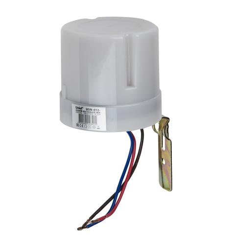 USN-012-2500W-02/100LUX-WH Сенсор освещенности (фотосенсор). Белый. ТМ Uniel