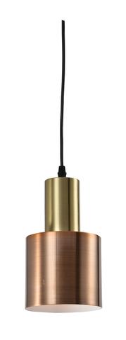 Подвесной светильник Escada 1159/1S E27*60W Red brass