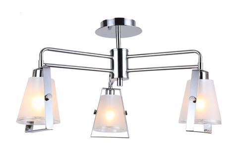 Потолочный светильник Escada 652/3P E14*40W Chrome